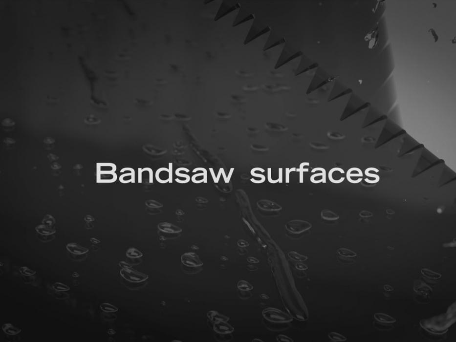 Video title for Vapormatt wet-blasting for stronger, higher quality bandsaw blades