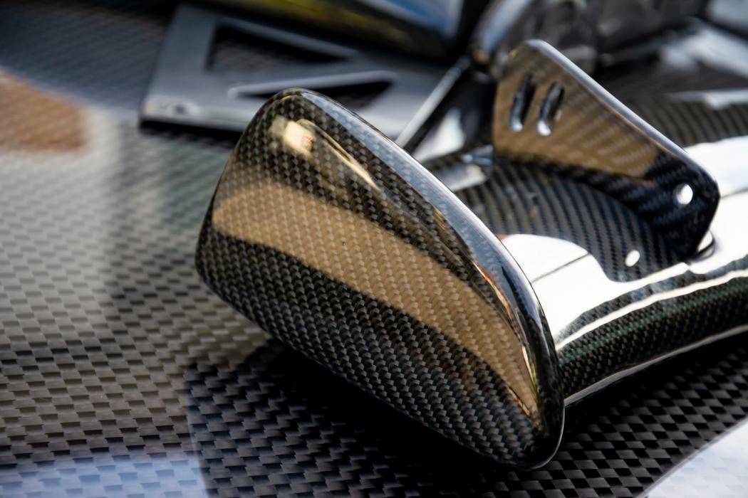 Motorsport Carbon Fiber Composite Components