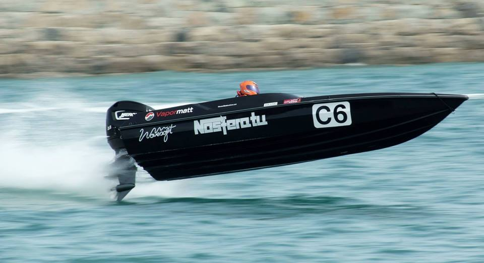 Nosferatu, guernsey power boating, wavesoft