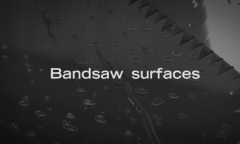 Video title for Vapormatt wet-blasting for stronger, higher quality bandsaw blades
