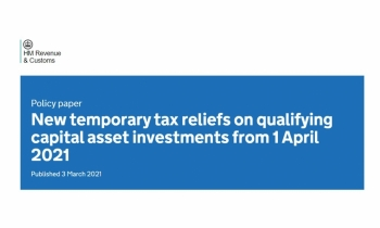 Tax Relief on a New Vapormatt Wet-Blasting System