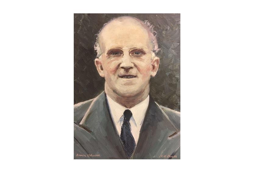 Norman Ives Ashworth