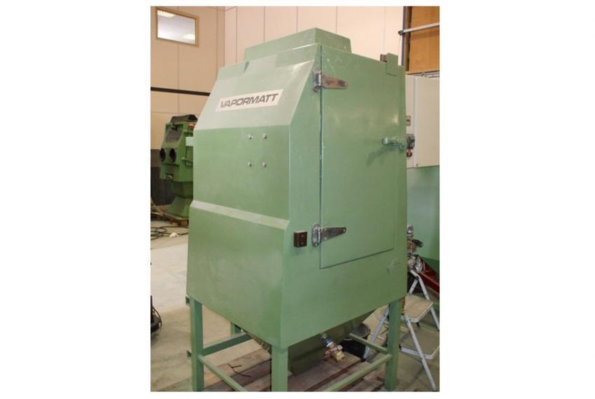 800 Terrier Wet Blast Machine - Refurbished RF1055