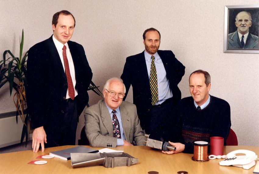 The Ashworth family