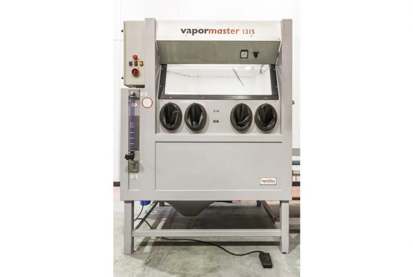 Vapormaster 1315 (Cougar) - With Spindle Box - Refurbished