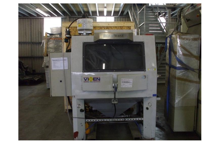 Vixen Aquablast - Wet Blast Machine - Refurbished - RF1091