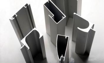 Extruded Aluminium