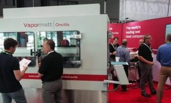 Vapormatt Oncilla launch a IMTS
