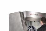 Puma wet blasting machine, 1215 vixen machine, Vapormatt wet blasting machine, Vaporblaster