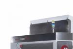 Sabre wet blasting machine, edge preparation machine, Vapormatt